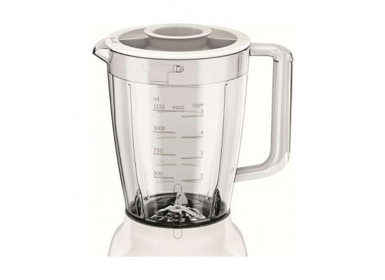 Philips Daily Collection Blender 1.5 Litre 400 Watt with Mini Chopper HR2102/05