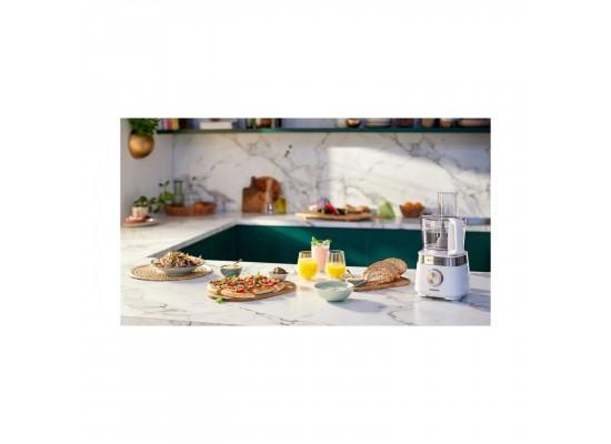 Philips Compact Food Processor - 850W 2.1L (HR7530/01)