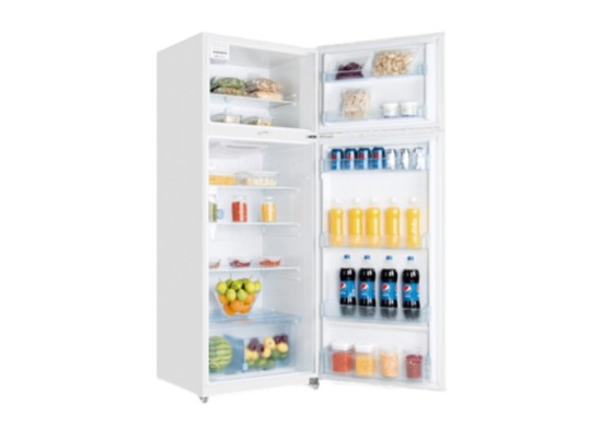 Haier 23CFT Top Mount Refrigerator (HRF-650WH) in Kuwait | Buy Online – Xcite