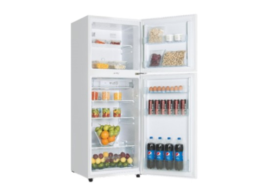 Haier 9CFT Top Mount Refrigerator (HRF-255WH) in Kuwait   Buy Online – Xcite