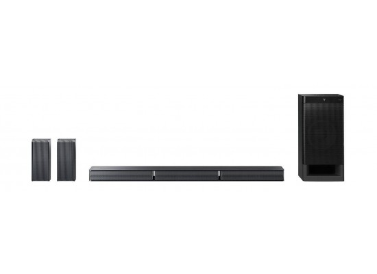 Sony 600W 5.1ch Home Cinema System With Bluetooth Technology (HT-RT3) - Black