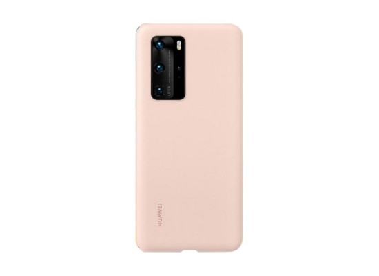 Huawei P40 Pro Silicone Back Case (51993807) - Pink