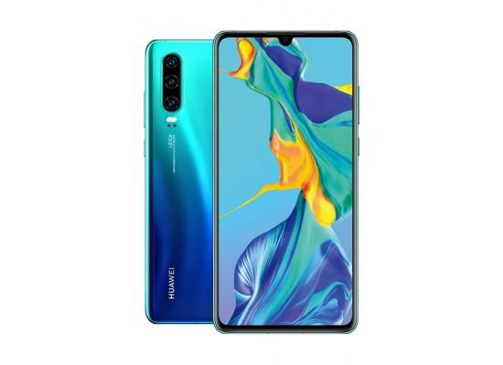 Huawei P30 128GB Phone - Aurora 4