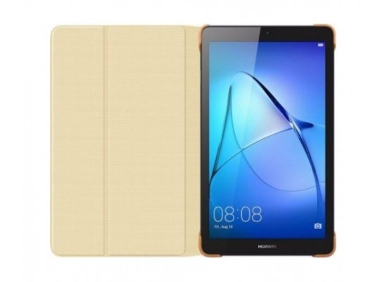 Huawei MediaPad T3 7.0-inch Flip Cover Case (51991969) - Brown
