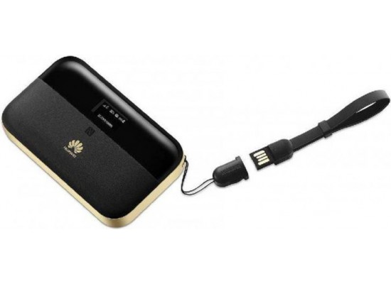 Huawei Pro 2 Mobile WiFi (E5885LS) - Black/Gold