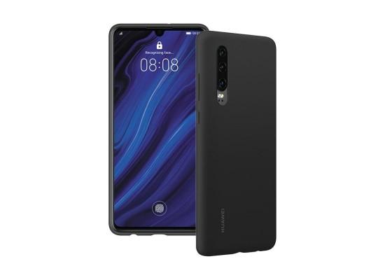 Huawei P30 Pro Silicone Back Case (51992844) - Black