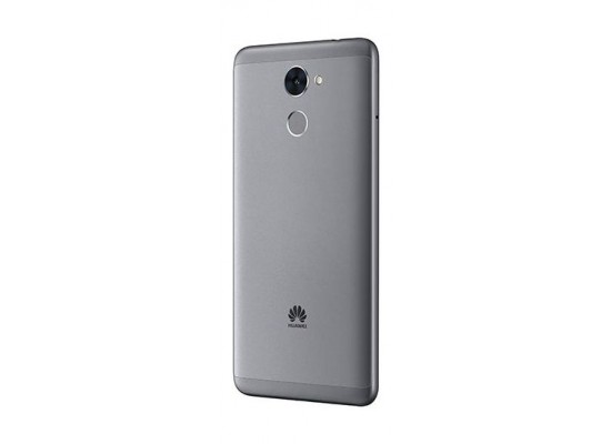 Huawei Y7 Prime Smart Phone Grey - Back Left View