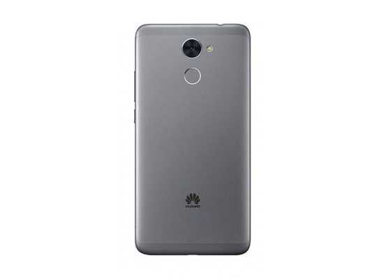 Huawei Y7 Prime Smart Phone Grey - Back View
