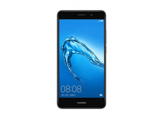 Huawei Y7 Prime Smart Phone Grey - Front View