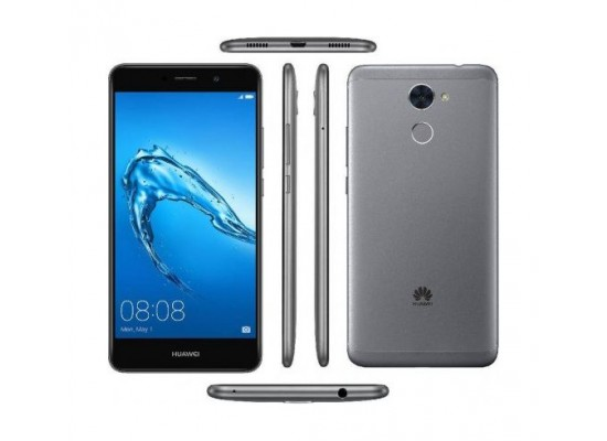 Huawei Y7 Prime Smart Phone Grey - Overall View