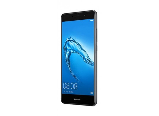 Huawei Y7 Prime Smart Phone Grey - Right Side View
