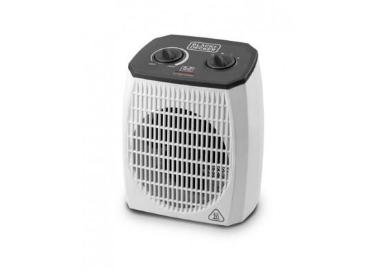 Black+Decker 2000W Electric Fan Heater - HX310