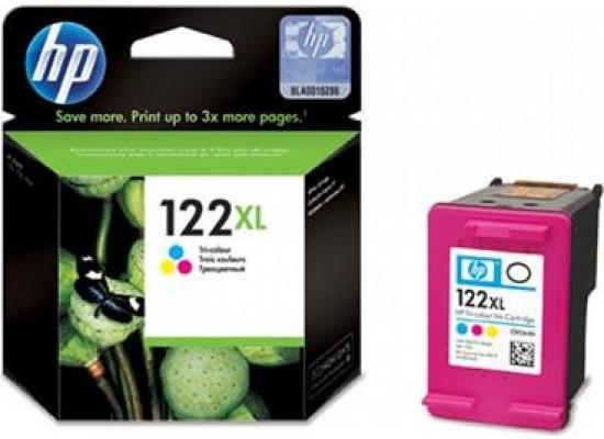 HP Ink 122XL Tri Color Ink