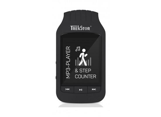 Trekstor IBEAT Jump Bluetooth 1.8-inch MP3 Player – Black