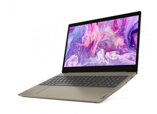 "Lenovo Ideapad 3 Intel Core i3 10th Gen. 4GB RAM 256GB SSD 15.6"" Laptop - Grey"
