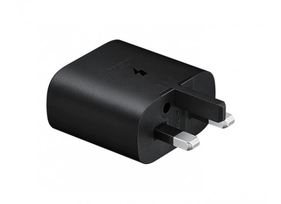 Samsung Travel Adapter 25W without Cable - Black