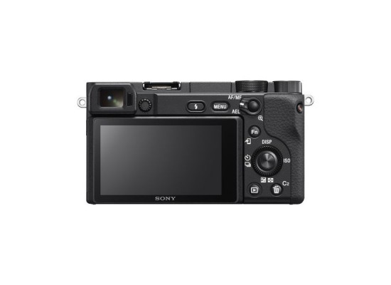 SONY A6400 24.2MP 18-135mm Mirrorless Camera