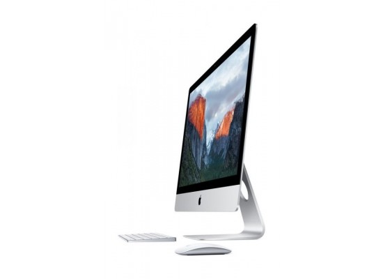 Apple iMac Core-i7 16GB RAM 1TB SSD 27-inch with 5K Retina Display All-In-One Desktop - Silver