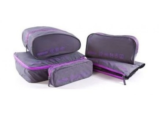 American Tourister 5-in-1 Travel Pouches
