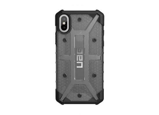 timeless design 79c3a 3d440 UAG Plasma Case For iPhone X (IPHX-L-AS) – Ash