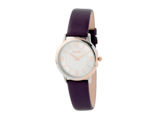 Borelli 36mm Ladies Leather Analog Watch - (20050654)