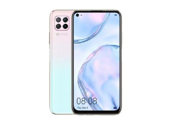 Huawei Nova 7i 128GB Phone - Crystal