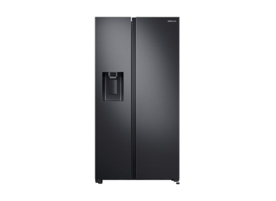 Samsung 23 CFT. Side by Side Refrigerator - Black (RS64R5331B4/SG)