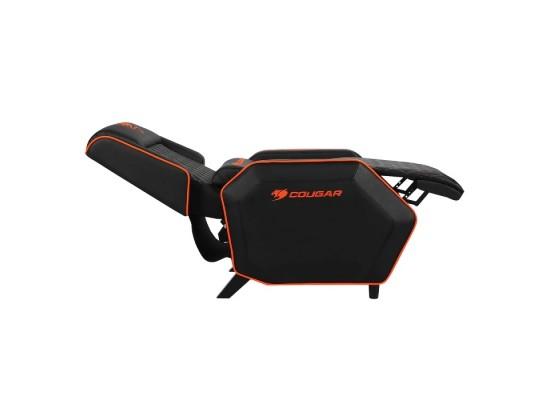Cougar Ranger Gaming Sofa - Black \ Orange