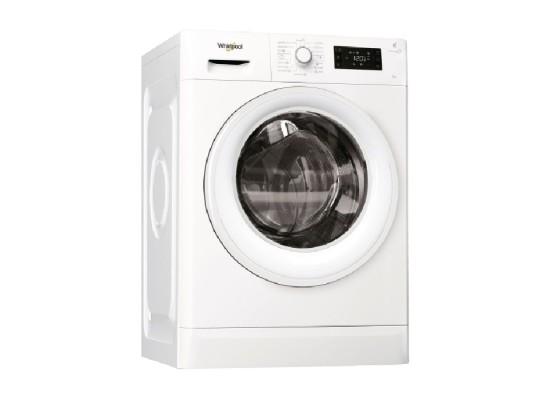Whirlpool 8KG 1200 RPM Front Load Washing machine (FWG81283W GCC)