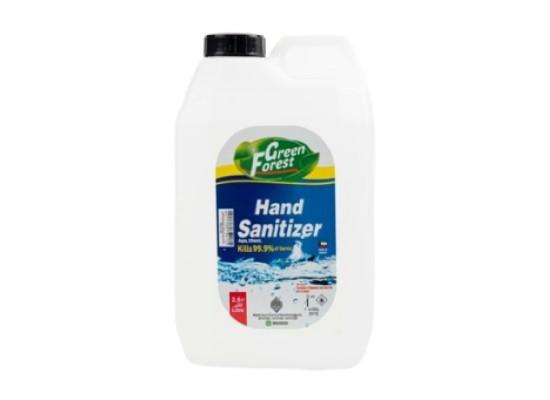 Green Forest Hand Sanitizer 2.5L