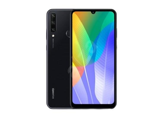 Huawei Y6P 64GB phone – Black