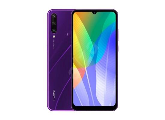 Huawei Y6P 64GB phone – Purple