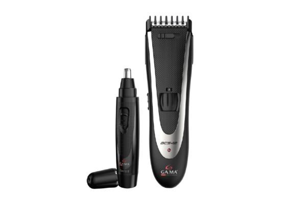 GA.MA Hair Clipper & Nose Trimmer (GM2501)