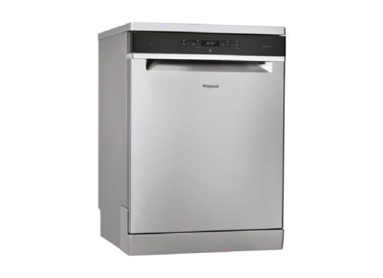 Whirlpool 10 Programs 14 Settings Dishwasher (WFO 3T323 6.5P X U) - Stainless Steel