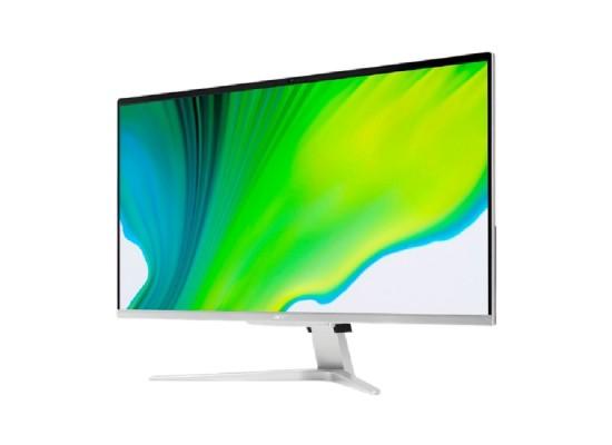 Acer Aspire C 27 Core i5 8GB RAM 1TB HDD – 256GB SSD 27-inch All-In-One Desktop (DQ.BDPEM.002) -  Black / Silver