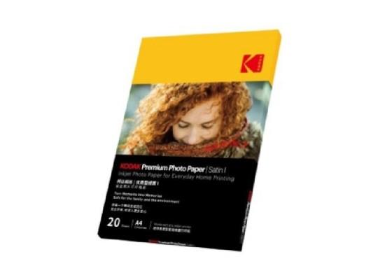 Kodak Premium A4 Photo Paper (PKT20)