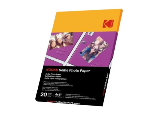 Kodak Selfile Photo Paper 4R (PKT/20)