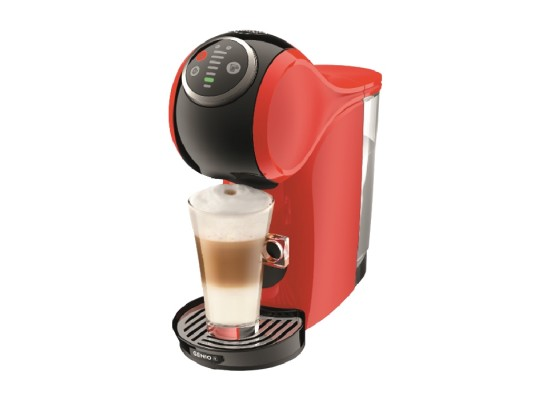 Dolce Gusto Nescafe Genios S Plus Coffee Maker - Red