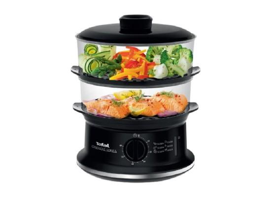 Tefal 2 Bowel Food Steamer 900 W (VC140165)