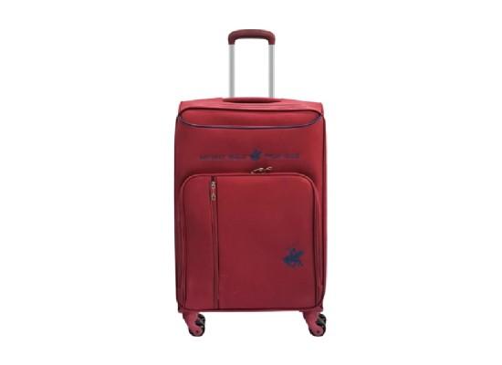 US Polo Gerardo Small Soft Luggage - Red