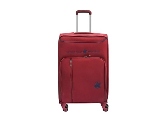 US Polo Gerardo Medium Soft Luggage - Red