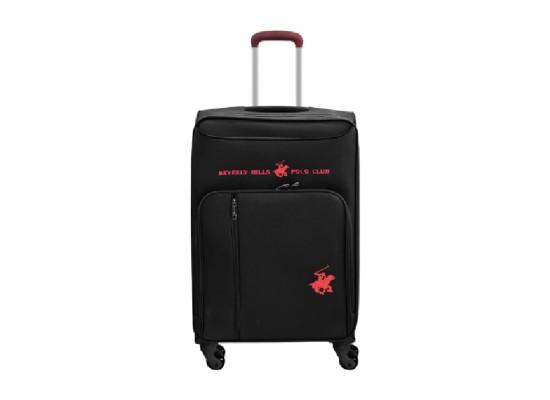 US Polo Gerardo Small Soft Luggage - Black