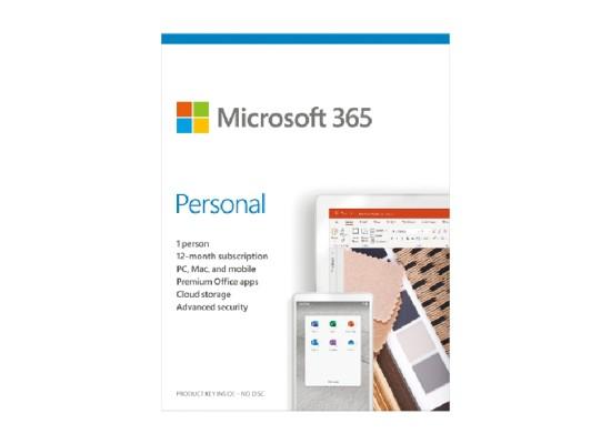 Microsoft Office 365 Personal (WIN/MAC-FPP)