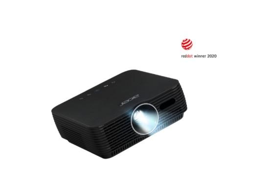 Acer B250I 1,000 Lumens FHD Wireless Projector - Black (MR.JS911.002)