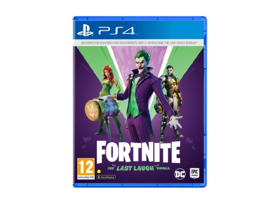 Fortnite The Last Laugh - PS4 Game