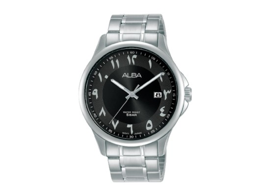 Alba 41mm Analog Gents with Arabic Index Metal Watch (AS9L63X1)