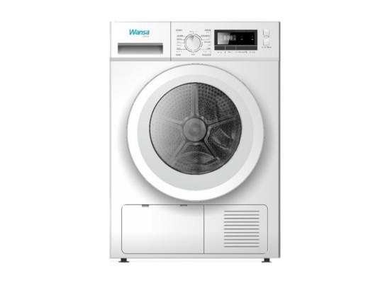 Wansa Gold Condenser Dryer 8KG (WGFCD807WHT-C10)