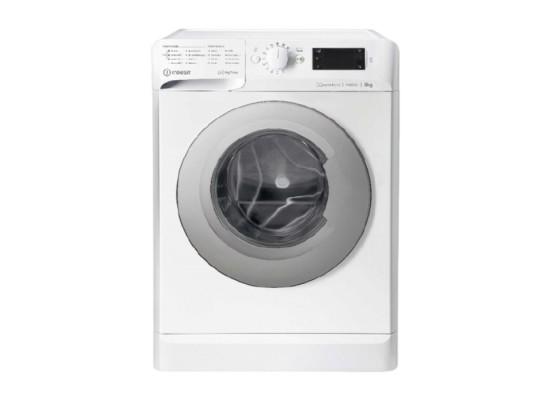 Indesit Front Load 8KG 1400 RPM Washer (MTWE 81483 WS GCC)