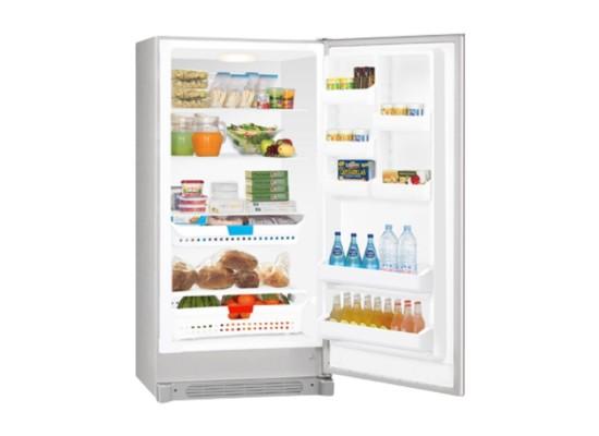 Frigidaire Single Door Refrigerator 21 CFT (MRA21V7QS) - Stainless Steel