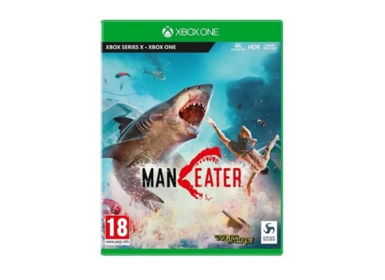 Maneater Day One Edition Xbox Series X | Xbox One Game